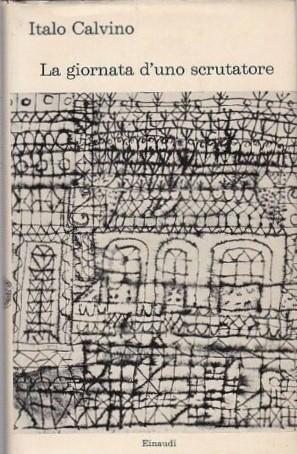 """Quando presi """"La giornata d'uno scrutatore"""" di Italo Calvino alla Simon Tanner"""