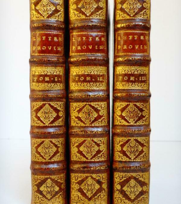 """Una clamorosa edizione (clandestina) de """"Les Provinciales"""" di Blaise Pascal in asta"""