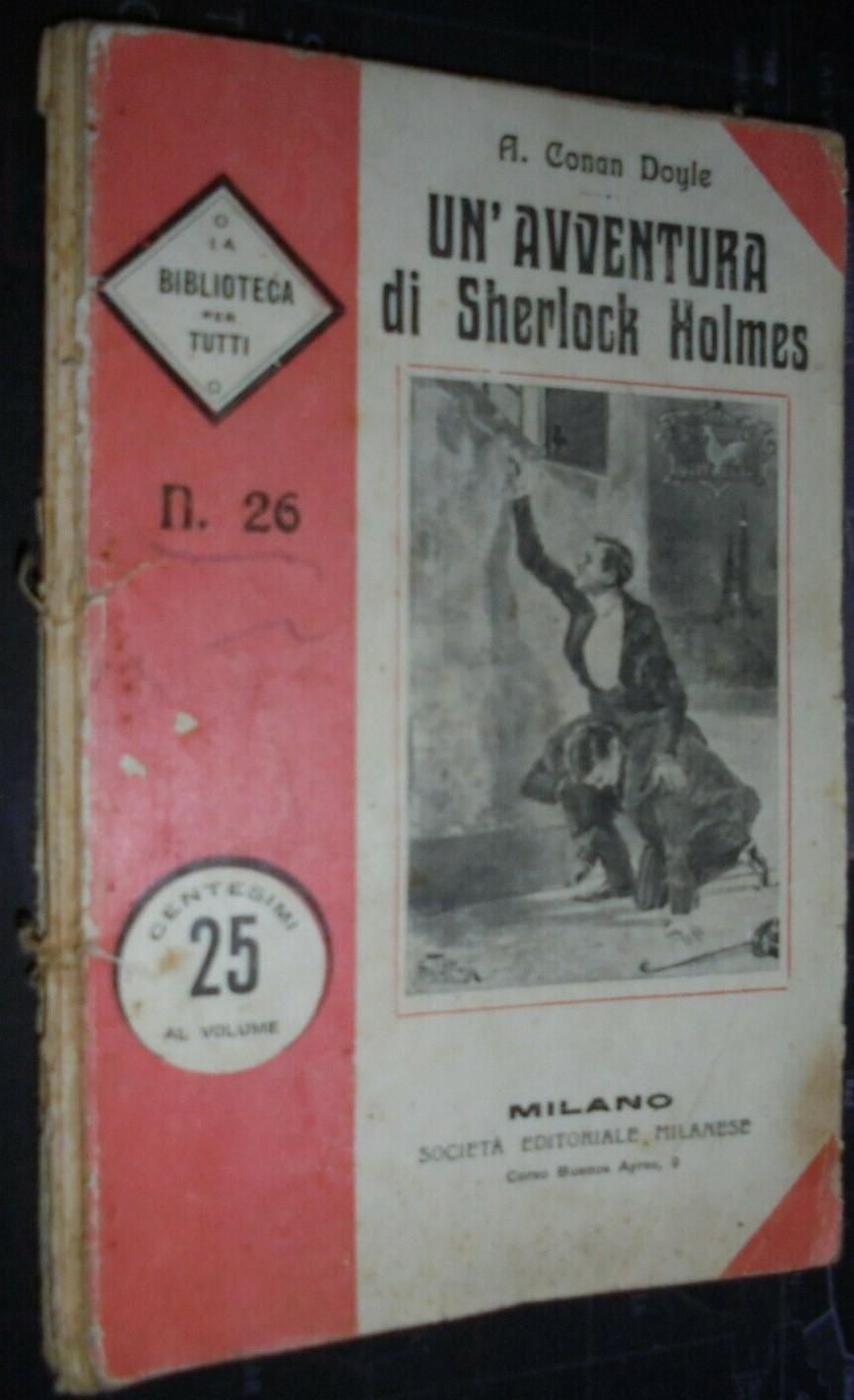7 casi per Sherlock Holmes! La soluzione a volte non è un dettaglio…