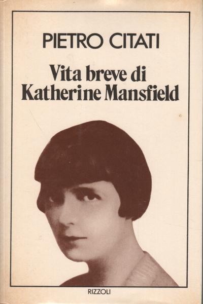 """Ricordando Porta Portese e quella """"Vita breve di Kafherine Mansfield"""" di Citati"""