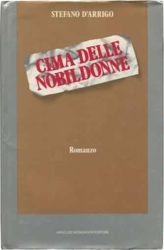 "Quando a Porta Portese presi ""Cima delle nobildonne"" di Stefano D'Arrigo"