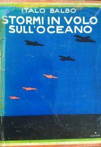 due libri rari di Italo Balbo