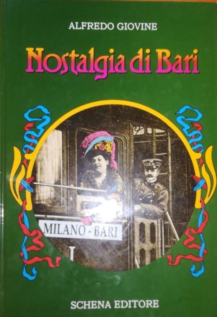 """""""Nostalgia di Bari"""" di Alfredo Giovine al mercatino"""