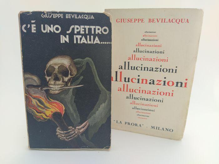 Due rarissimi libri di Giuseppe Bevilacqua [Socialismo / Futurismo] in asta su Catawiki