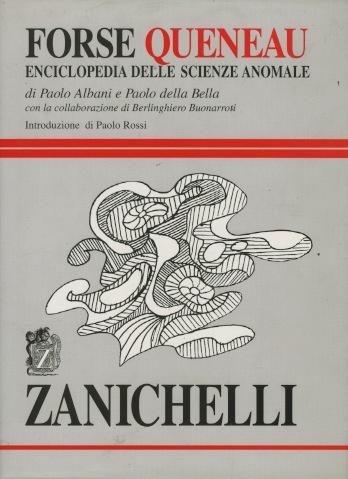 """Quando presi """"Forse Queneau"""" di Albani & della Bella alla Feltrinelli"""