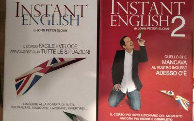 Due libri ricordando il più celebre e divertente insegnante d'inglese: John Peter Sloan
