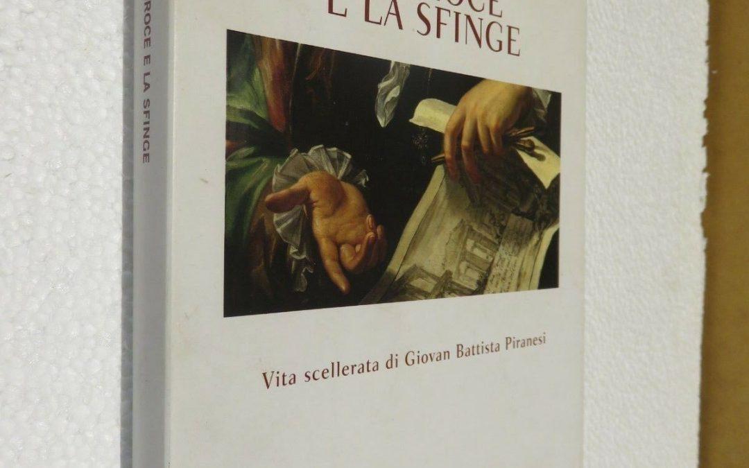 """""""La croce e la sfinge"""" di Pierluigi Panza al mercatino"""