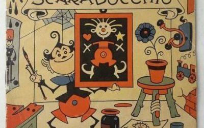 """Il rarissimo """"La scuola di Scarabocchio"""" di Antonio Rubino (1928) in asta su Catawiki"""