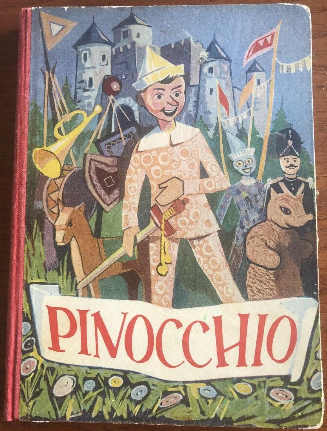 """Un rarissimo """"Pinocchio"""" in volo su Fiume se ne va in asta su eBay"""