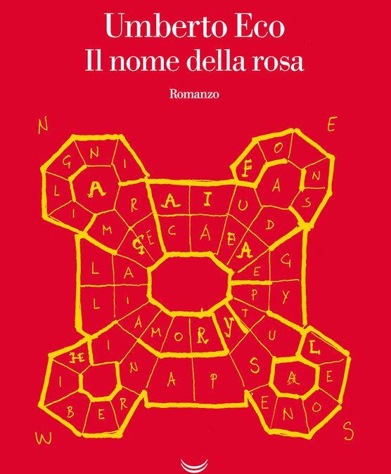 """Esce nelle librerie l'edizione illustrata de """"Il nome della rosa"""""""