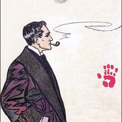 """Un samba per Sherlock Holmes"" di Jô Soares al mercatino"