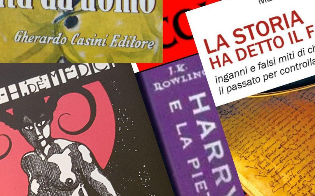 I libri più cercati sul blog & su eBay dai lettori / Giugno 2020