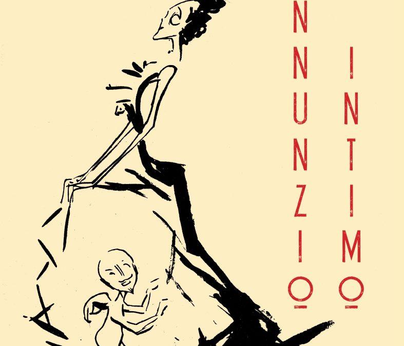 """""""D'Annunzio intimo"""" di F. T. Marinetti: la sfida infinita di due giganti in un libro finalmente in italiano"""