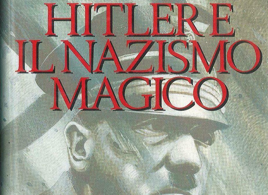 """""""Hitler e il Nazismo Magico"""" di Giorgio Galli al mercatino di Monteverde"""