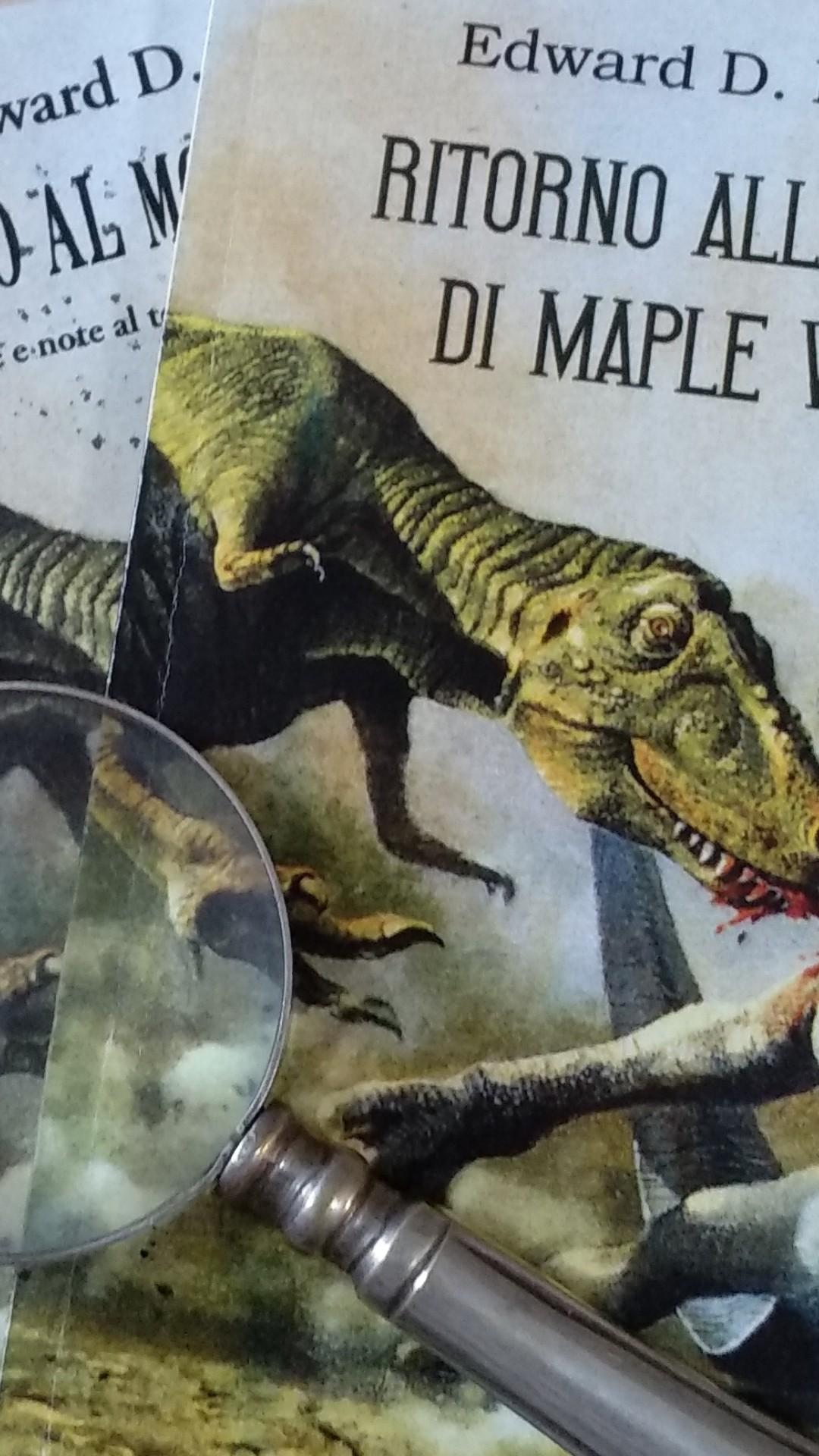 """""""Ritorno al mondo perduto"""" di Edward D. Malone: storia di tre strane edizioni"""