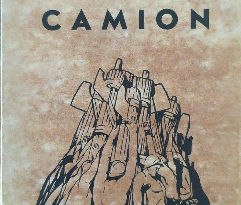 """Un pezzo futurista d'eccezione: """"Camion"""" di Marcello Manni su eBay"""