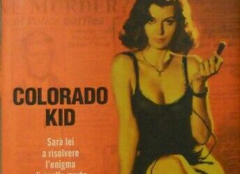 """Colorado Kid"", di Stephen King al mercatino"