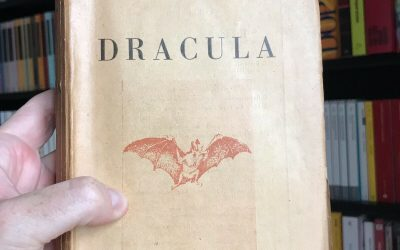 """""""Dracula"""" di Bram Stoker (F.lli Bocca, 1945), la prima traduzione italiana integrale"""