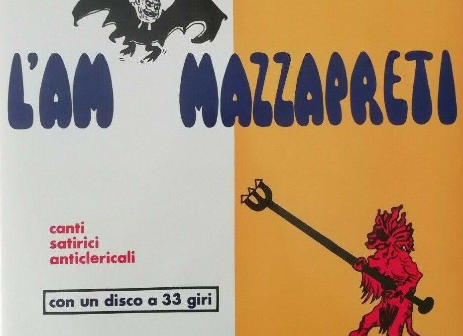 """""""L'ammazzapreti: canti satirici anticlericali"""" della Savelli-Nuova Sinistra (1973)"""