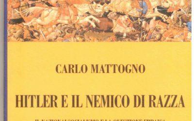 Quattro libri di Carlo Mattogno sempre più difficili da trovare