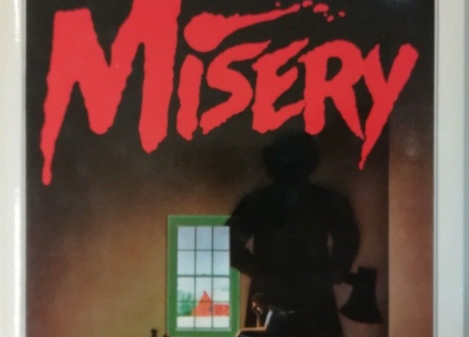"""""""Misery"""" di Stephen King al mercatino: un romanzo che nessun scrittore potrà mai dimenticare"""
