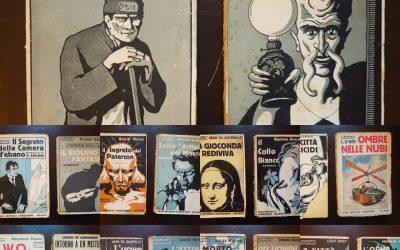 """""""I racconti misteriosi"""" Sonzogno (1919-1924): una collezione di cent'anni fa"""