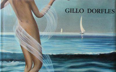 IL KITSCH ANTOLOGIA DEL CATTIVO GUSTO di GILLO DORFLES – MAZZOTTA 1968. 35€