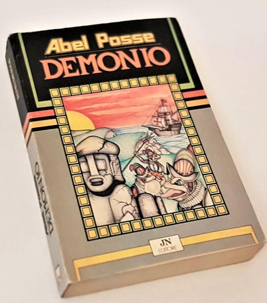 Abel Posse, DEMONIO – JN editore 1985 – raro introvabile, 40€