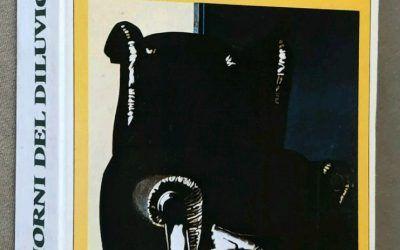 l'Anonimo – I GIORNI DEL DILUVIO – Rusconi 1985 aldo moro brigate rosse br, 99€