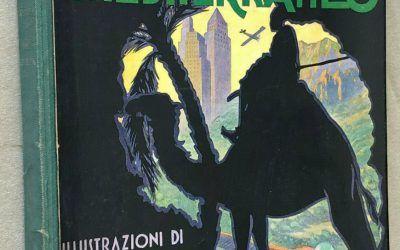 Motta Ciancimino IL PROSCIUGAMENTO DEL MEDITERRANEO Ceschina 1932 ill Sini. 90€