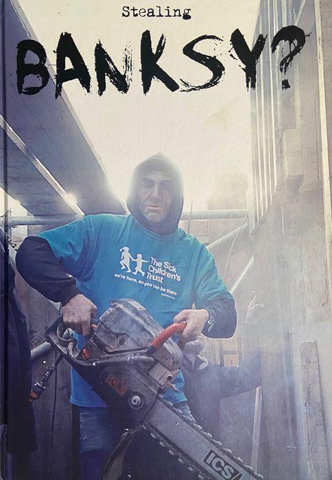 """In asta su Catawiki il catalogo proibito dell'asta delle opere """"rubate"""" a Banksy…"""