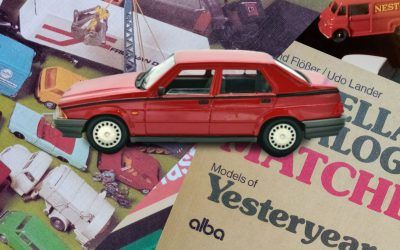 Libri sulle automobiline? Sì, ma in stile prussiano