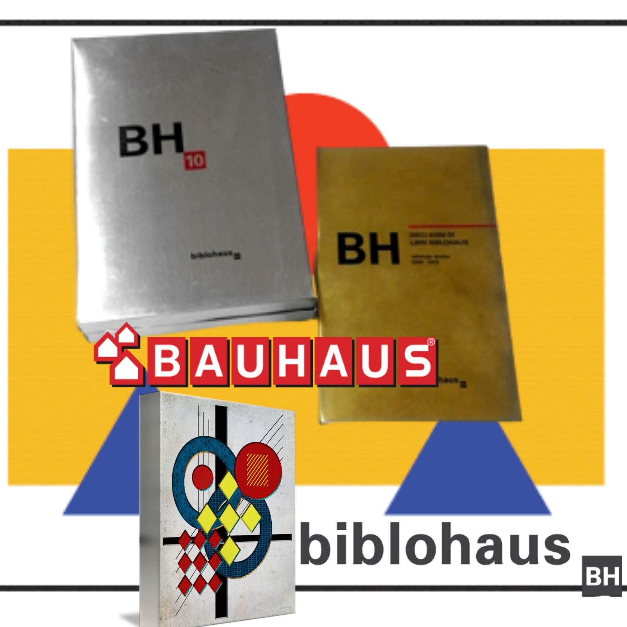 """Dal """"Bauhaus"""" alla """"Biblohaus"""": o del """"minuscolo"""" in copertina"""