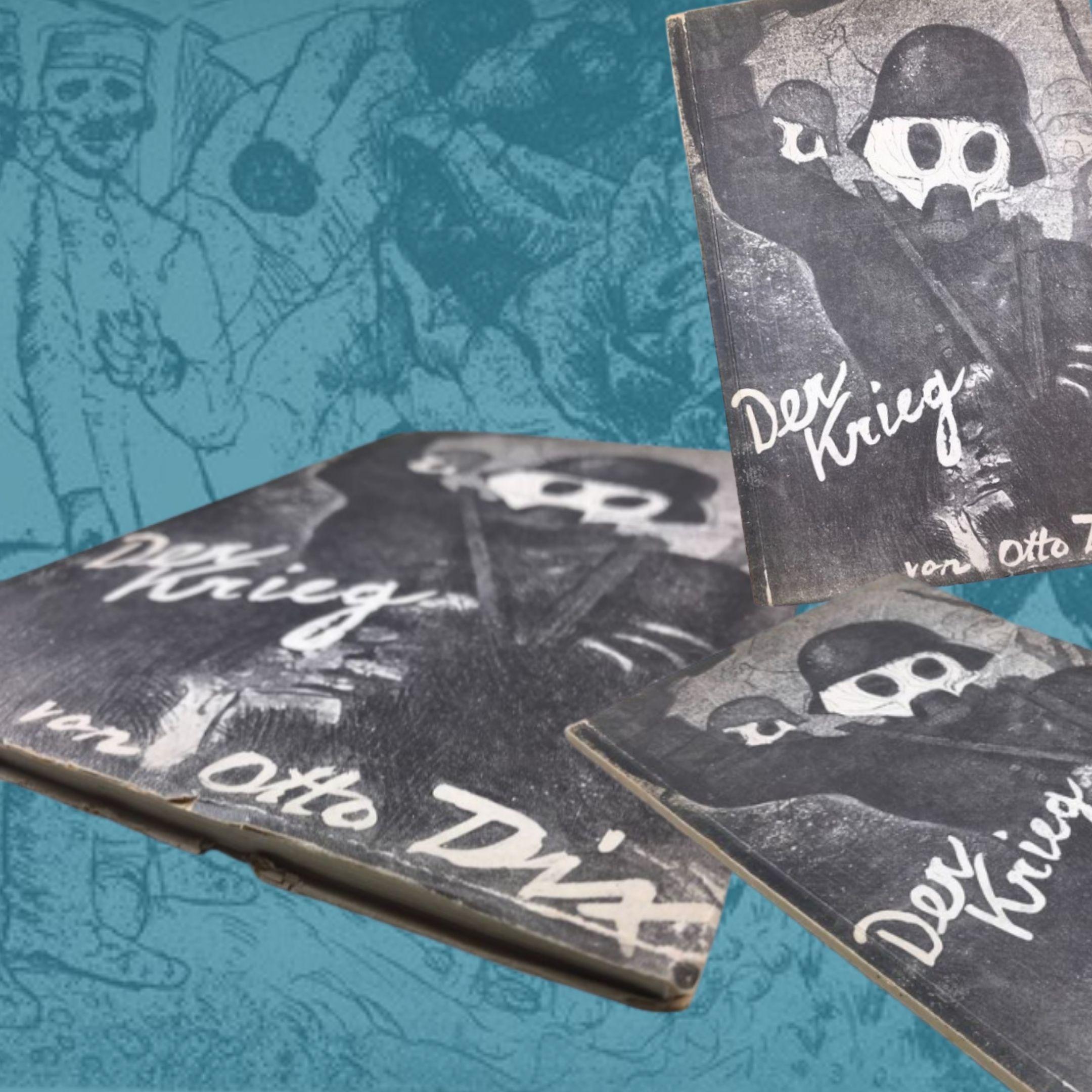 """""""Der Krieg"""" di Otto Dix (1924): la maschera della guerra!"""