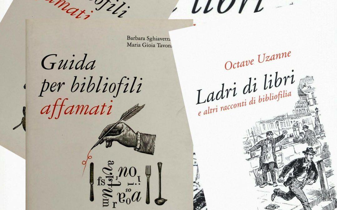 """Alla Pugacioff di Roma due """"perle"""" bibliofile della Pendragon per palati fini"""