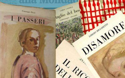 Niccolò Gallo e la sua mini-collana alla Nistri Lischi di Pisa che ha fatto scuola