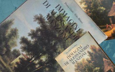 """""""Immagini di Alessandro Manzoni"""", con scritti di Pietro Citati in bancarella"""