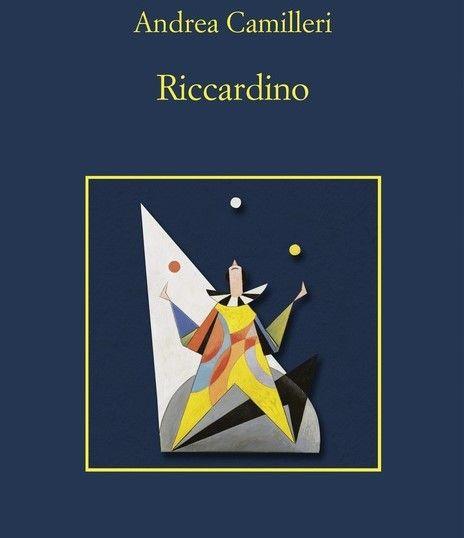 """L'editore Sellerio ha annunciato la copertina di """"Riccardino"""", l'ultimo libro di Camilleri"""