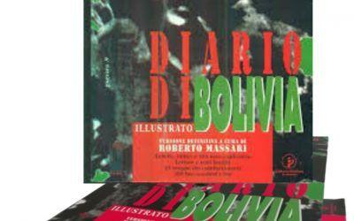 """""""Diario di Bolivia illustrato"""" di Ernesto Che Guevara in fumetteria"""