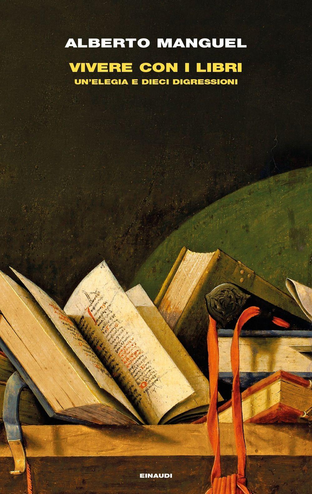 """""""Vivere con i libri"""" di Alberto Manguel: quando si scopre che i libri fanno parte di noi"""