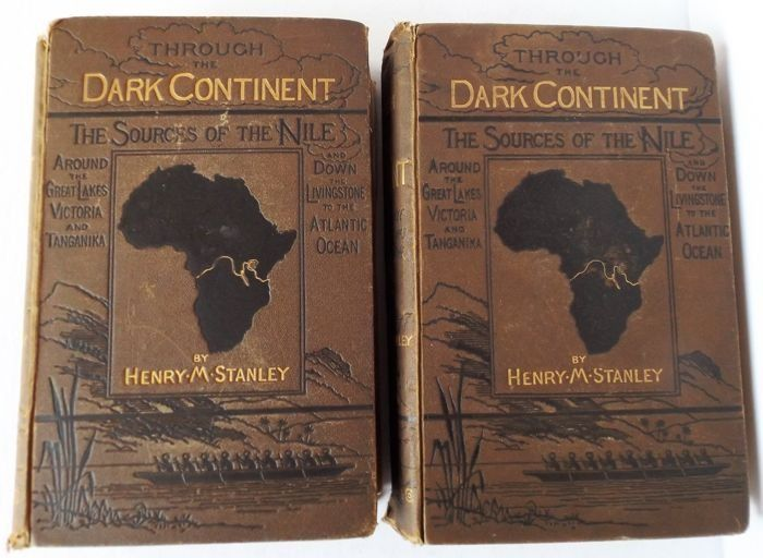 """Through The Dark Continent"" di Henry M. Stanley: un classico dell'esplorazione"