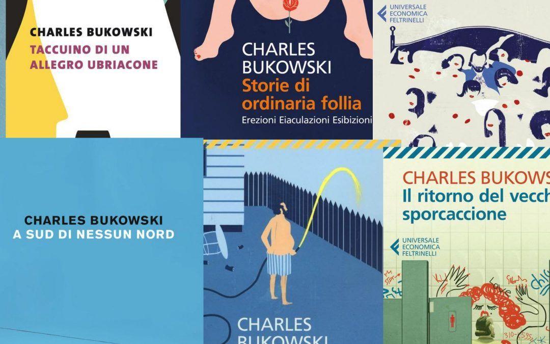 Bukowski, fase uno: a caccia dei suoi libri per un primo impatto!