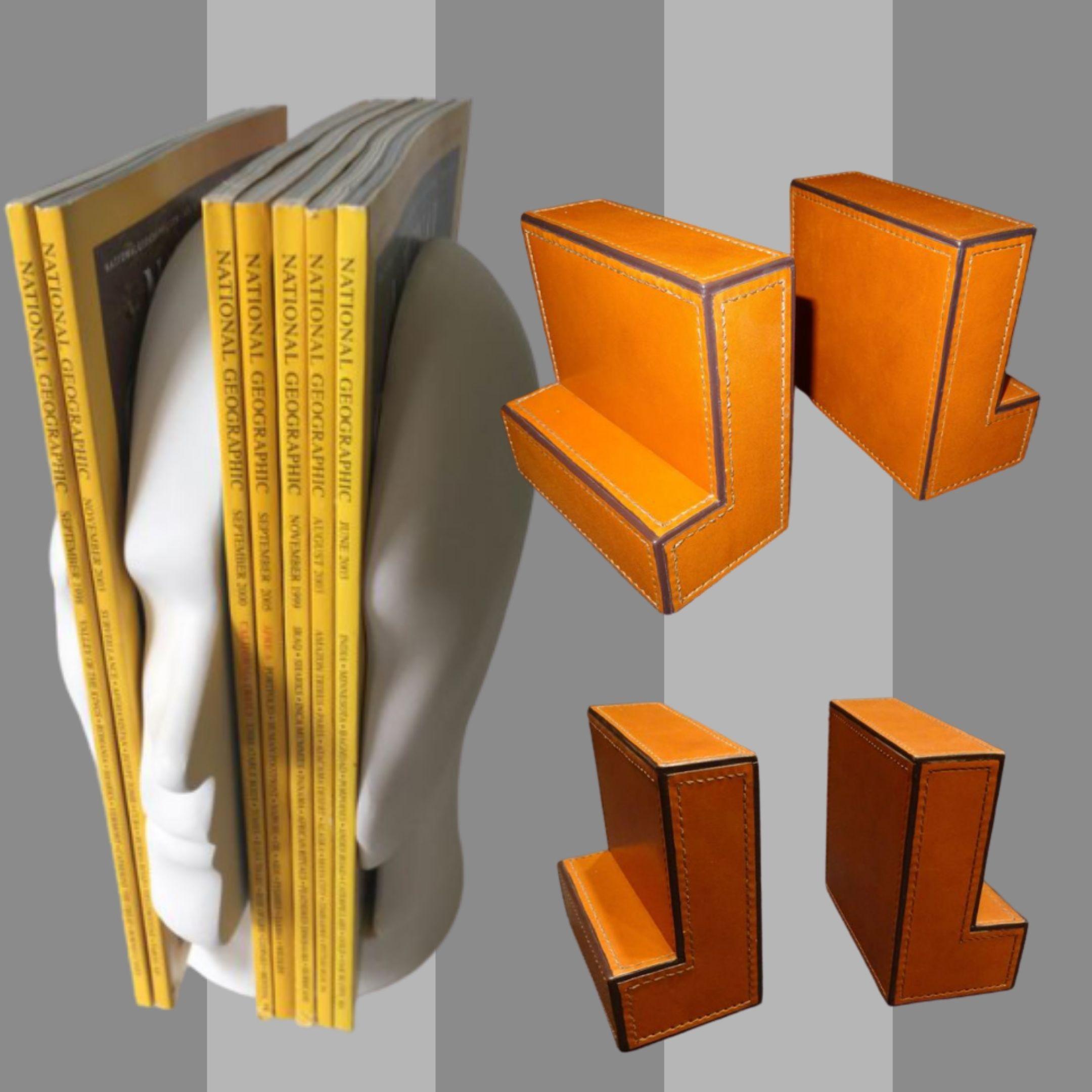 Due oggetti di design stupendi per la libreria del bibliofilo
