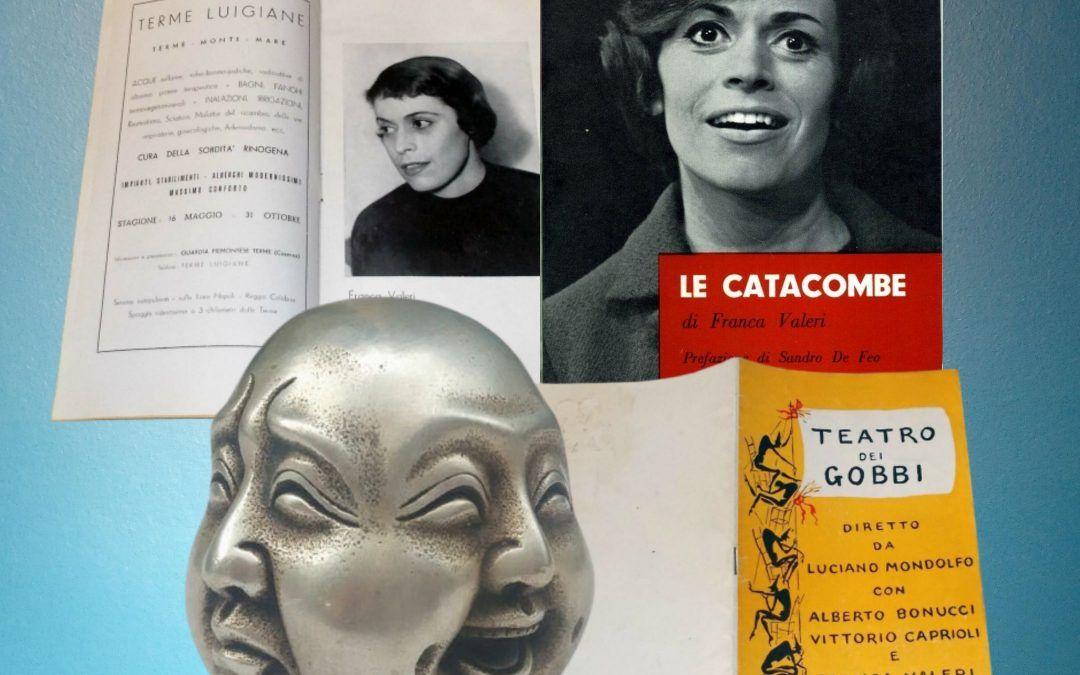 Qualche lieve rarità ricordando l'attrice Franca Valeri