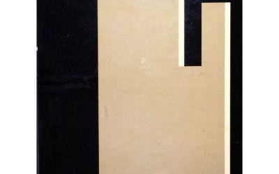 """""""Italia Imperiale"""": libro di propaganda del Fascismo in copertina di celluloide (1937)"""