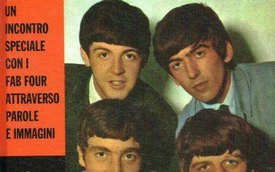 Il primo libro sui Beatles a Porta Portese