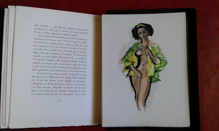 Erotica – Mémoires d'un eunuque – 1966