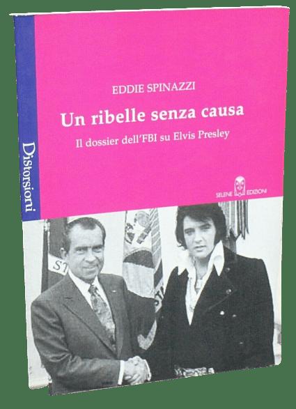 """""""Un ribelle senza causa"""" di Eddie Spinazzi, a Porta Portese c'è Elvis Presley"""