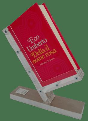 """Esce """"Della il nome rosa"""" di Eco Umberto: un'edizione alfabetica!"""