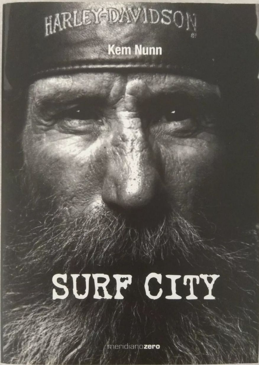 SURF CITY / Kem Nunn 1° edizione giugno 2000! Rarissimo
